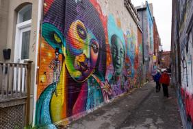 Graffiti alley 3